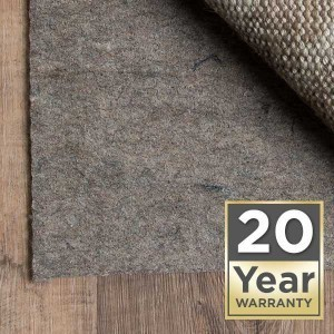 Area Rug Pads 20 Year Warranty | Messina's Flooring