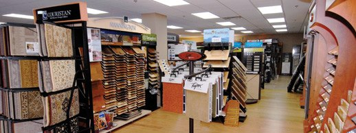 Our Showroom in Salem, NH | Messina's Flooring