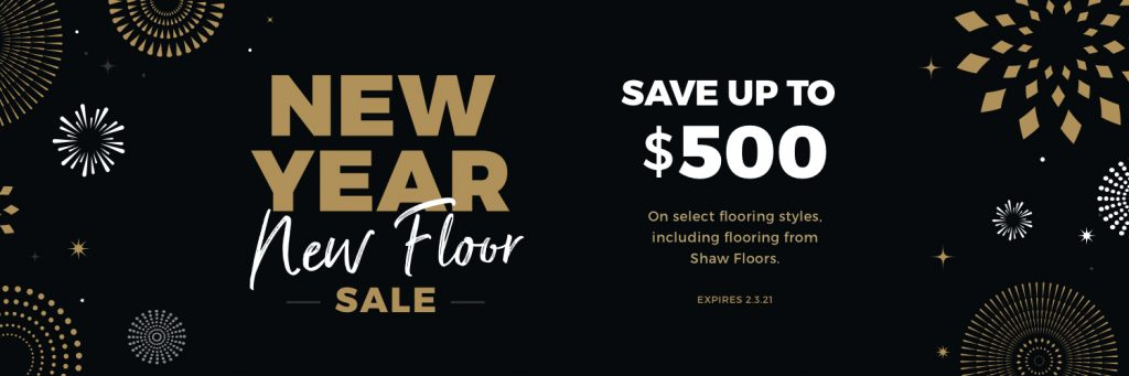 New Year New Floors Sale   Messina's Flooring