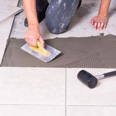 Tile Installation | Messina's Flooring